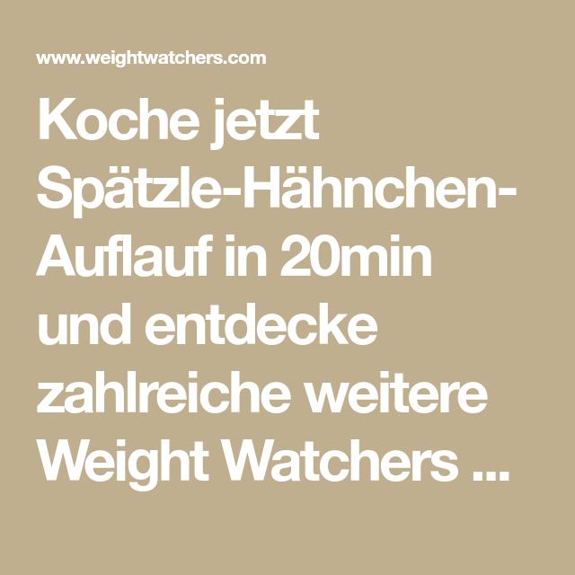 Pin auf weight watschers
