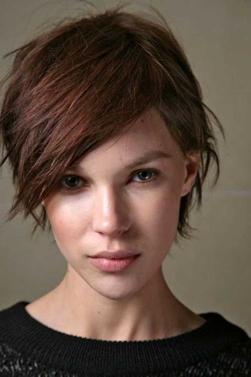 23 Best Short Haircuts For Women - Feed Inspiratio