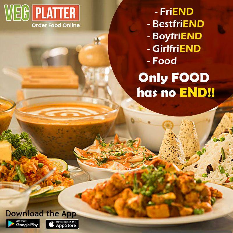 Tu Jo Nahin Toh Kaun Rahega Order Food Online On Veg