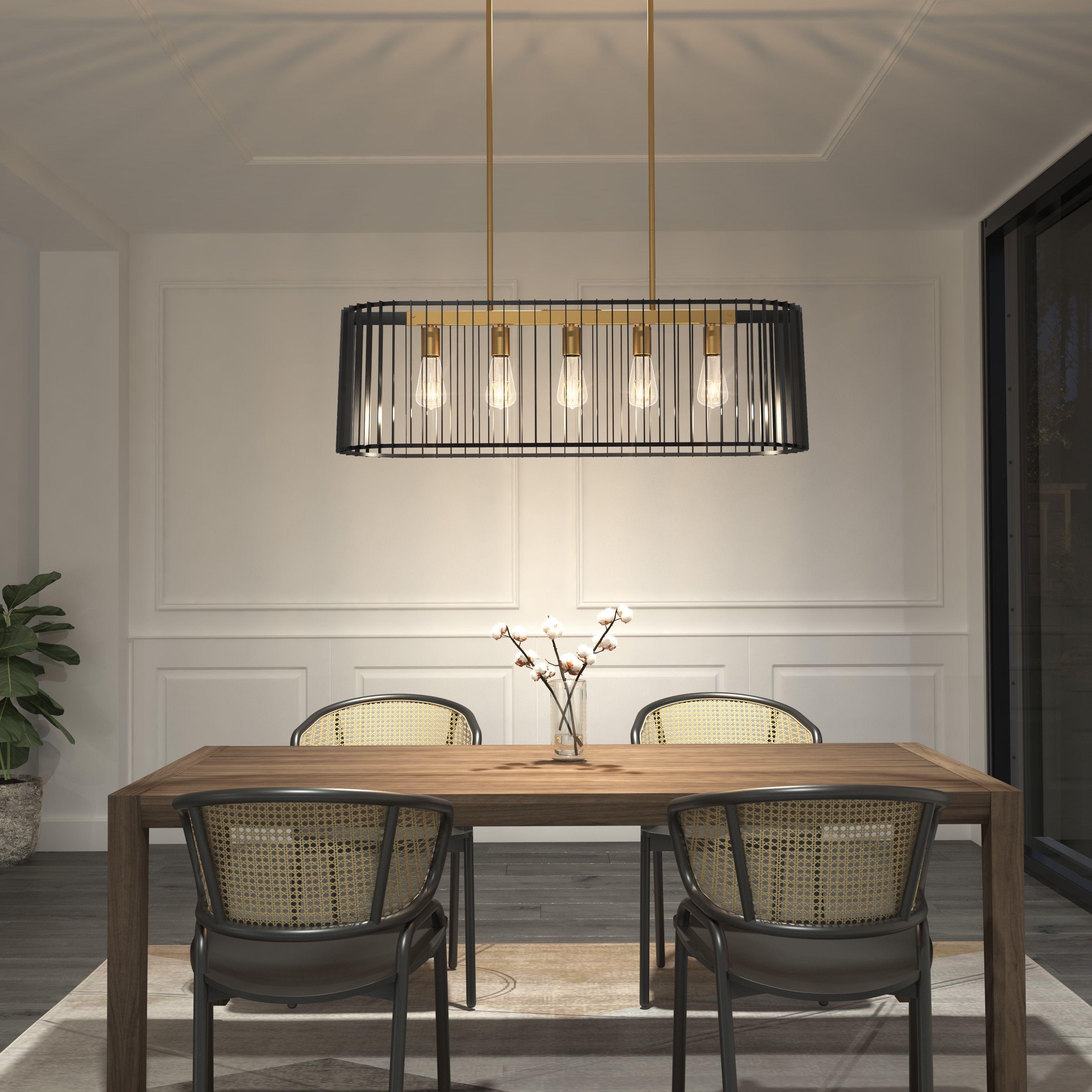 Artika Gatsby 5 Light Chandelier Chandelier Lighting Pendant Lighting Dining Room 5 Light Chandelier