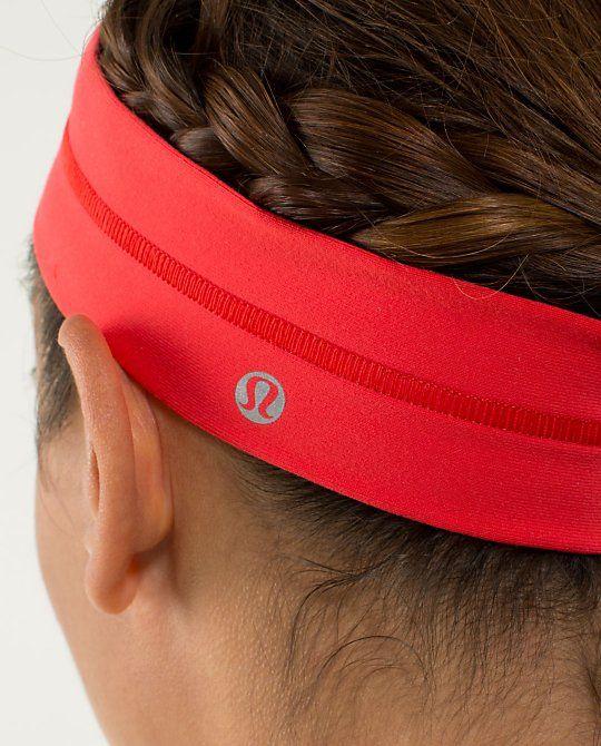 venta de liquidación envío libre originales Nike Para Mujer De Cintas Para La Cabeza Del Deporte Del Tenis Swoosh En La Frente T2dQn