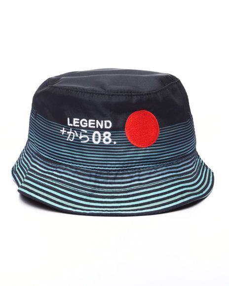135b299e6 Find RISING SUN BUCKET HAT Men's Hats from Pink Dolphin & more at ...