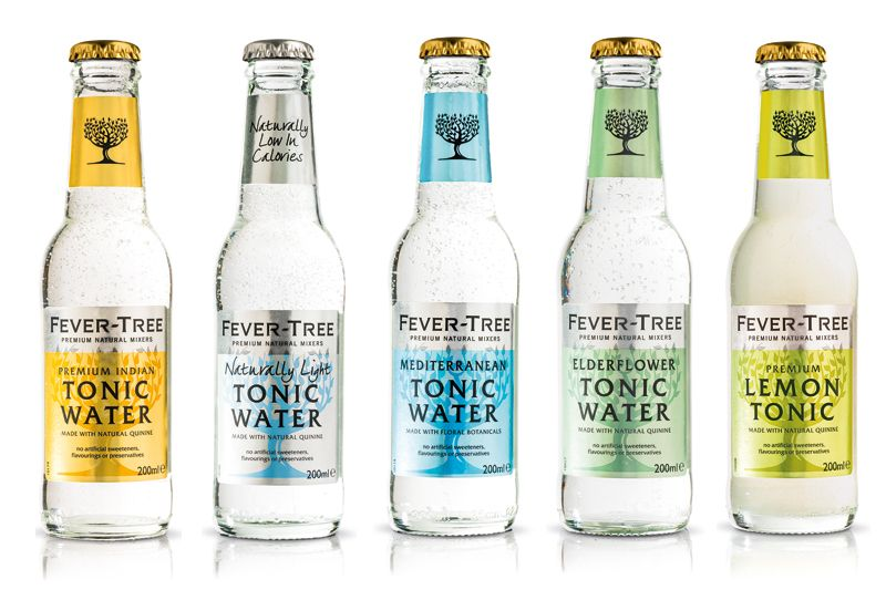 What S The Best Fever Tree Tonic Water For Your Gin Tim Warrillow Co Founder Of Gives Us Low Down On How To Use Premium Mixers