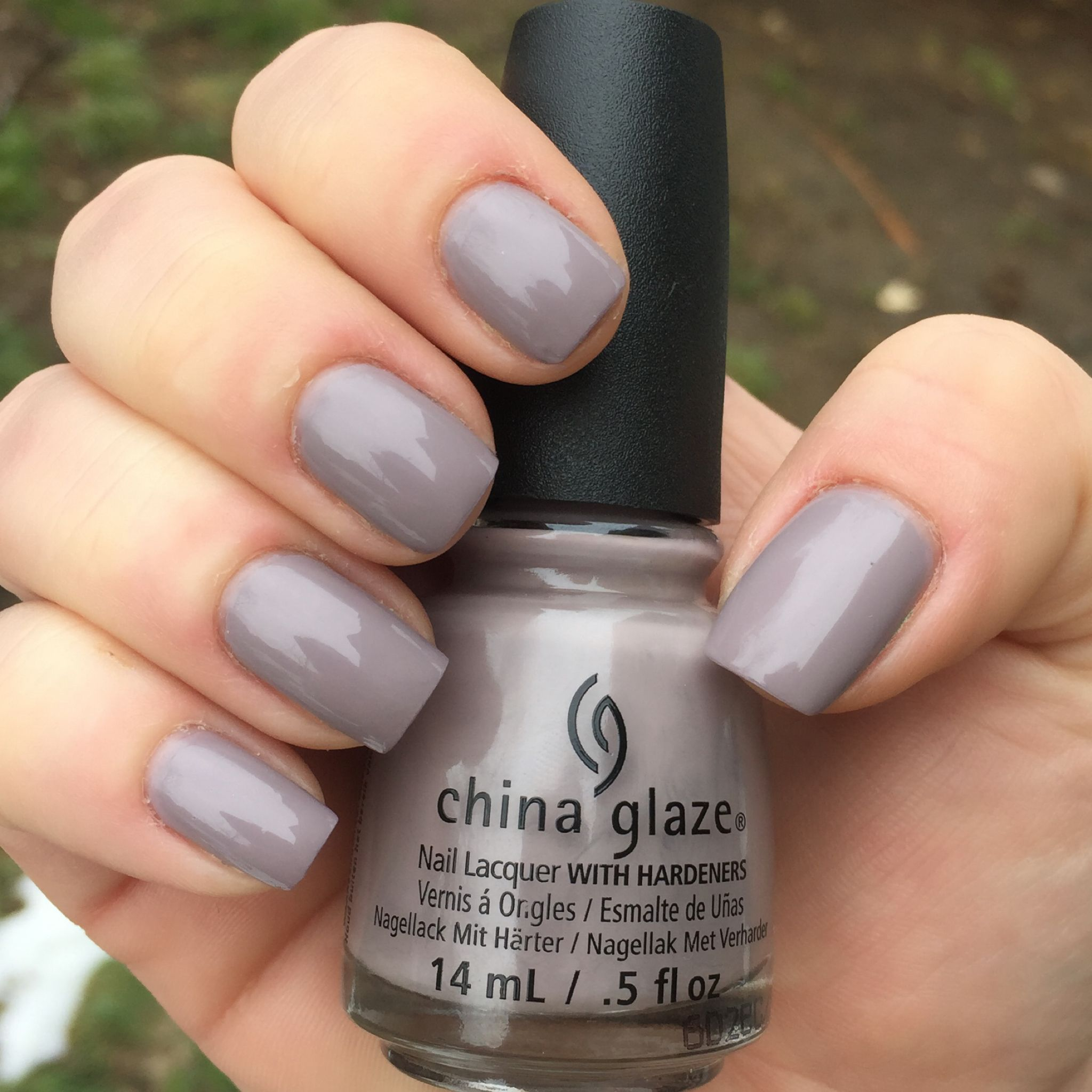 China Glaze: Dope Taupe #Nails #NailSwatch #ChinaGlaze ...