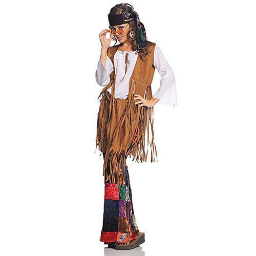 Think Beyond Basic Tie-Dye With These Hippie Costumes for Halloween