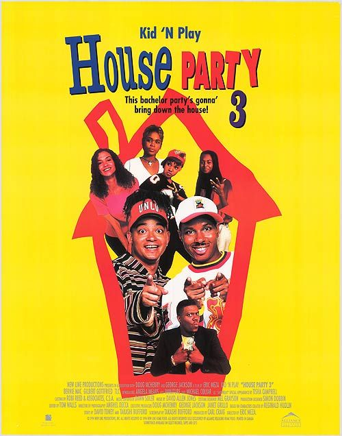 House Party Collection Movie Poster Google Search Beetle Juice
