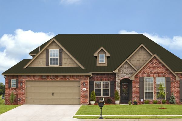 Brick And Roof Colour Combinations 1500 Trend Home