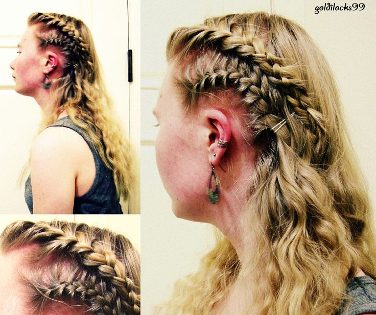 Viking hair style on pinterest lagertha lagertha hair and viking hair style on pinterest lagertha lagertha hair and ccuart Images