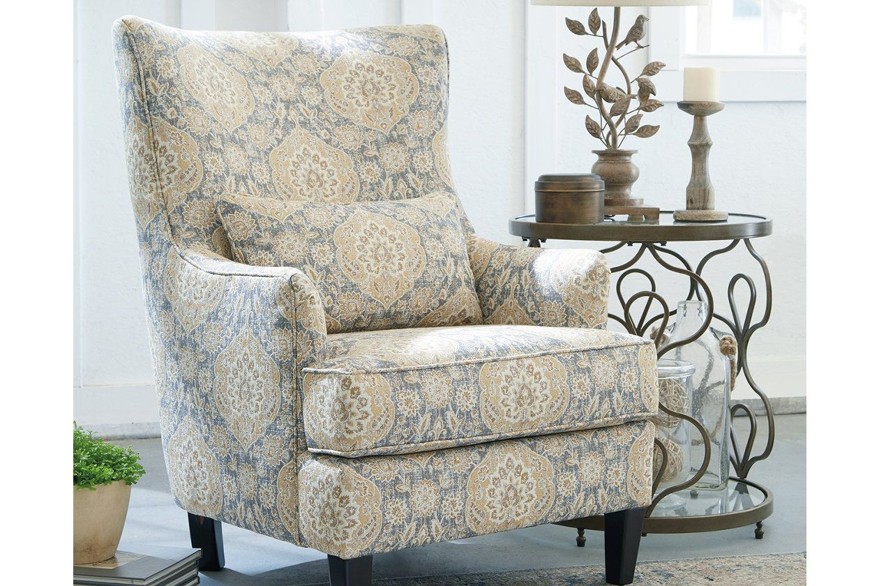Aramore Chair Ashley Furniture Homestore With Images Living