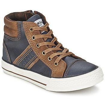 b20ea556041 deportivas altas de la marca @dockers. #zapatosninos #zapatillas ...