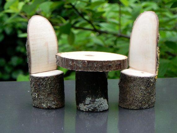Die besten 25 fee gartenm bel ideen auf pinterest diy feengarten feengarten und miniatur - Miniatur gartenmobel ...