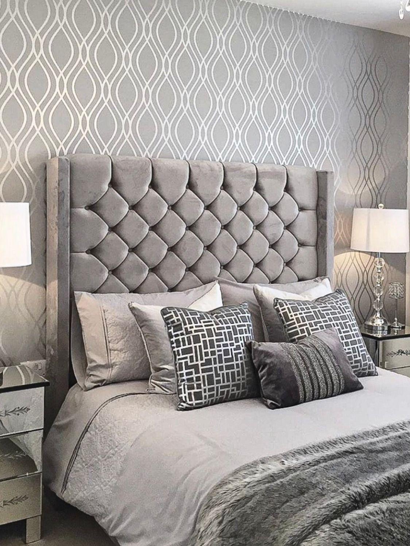 Camden Wave Wallpaper Soft Grey Silver Feature Wall Bedroom Waves Wallpaper Feature Wall Wallpaper