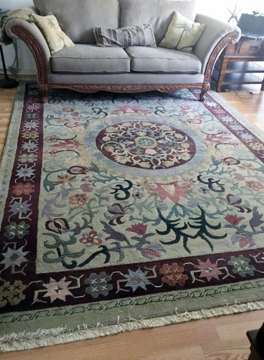 Two Egyptian Rugs By Gabbeh Oriental Weavers 7 10 X 11 2 And 4 X 6 350 Rugs On Carpet Oriental Weavers Gabbeh