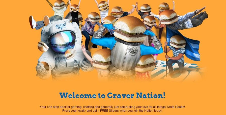 4 Free Original Sliders at White Castle