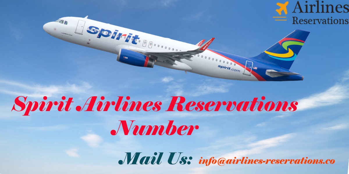 Spirit Airlines Reservations - Book Airline Flights ...