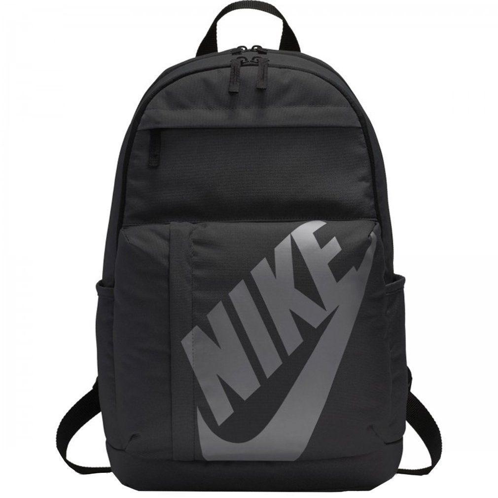 Nike Logo Backpack Unisex Style BA5381010
