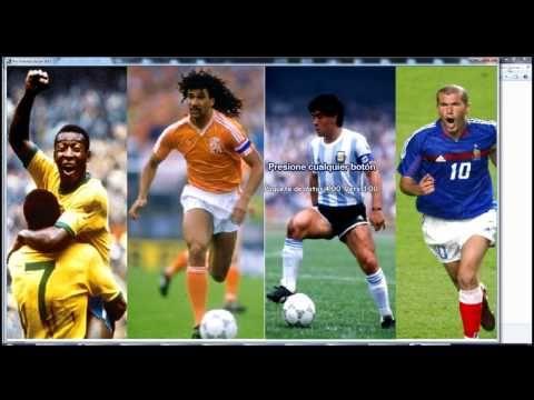 Classic Football Legends Patch PES 2013 - Huyền thoại các đội bóng ...