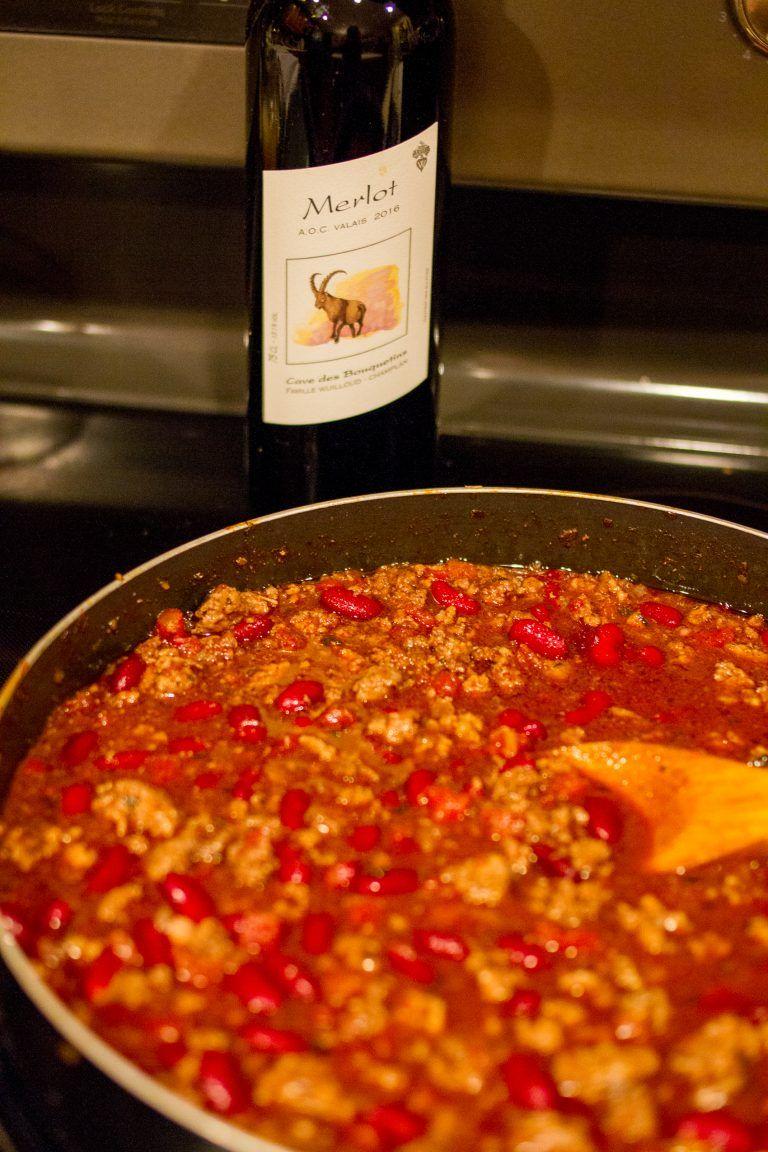 The Best Red Wine Chili Best Chili Recipe Best Red Wine Chili Recipes