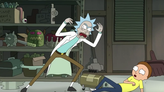 Rick and Morty fans: Szechuan sauce turned us into a Rick and Morty joke