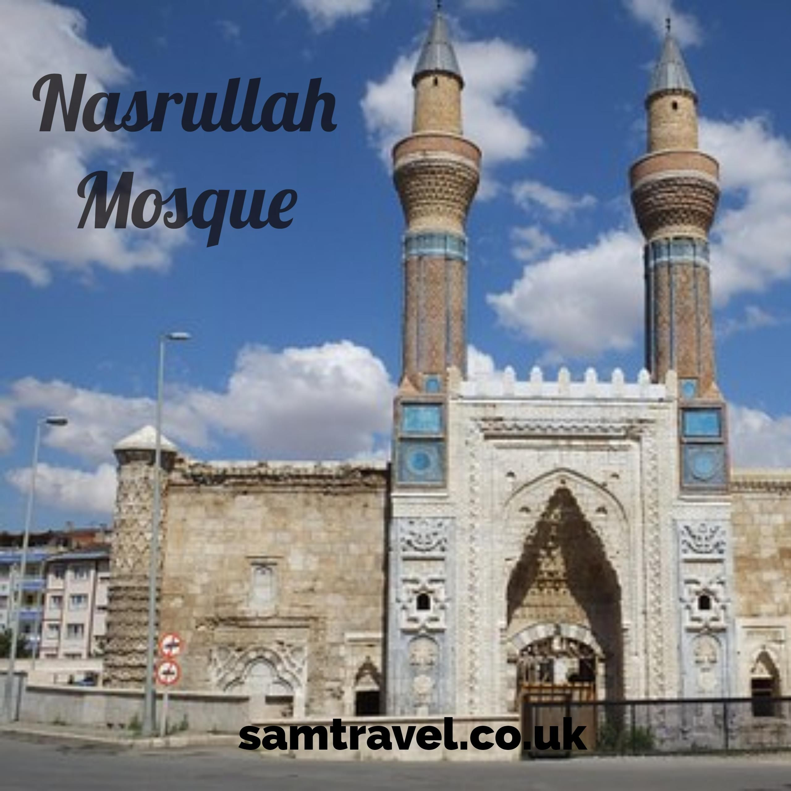 Nasrullah Mosque Ottoman Mosque In Kastamonu Turkey It Is Located In