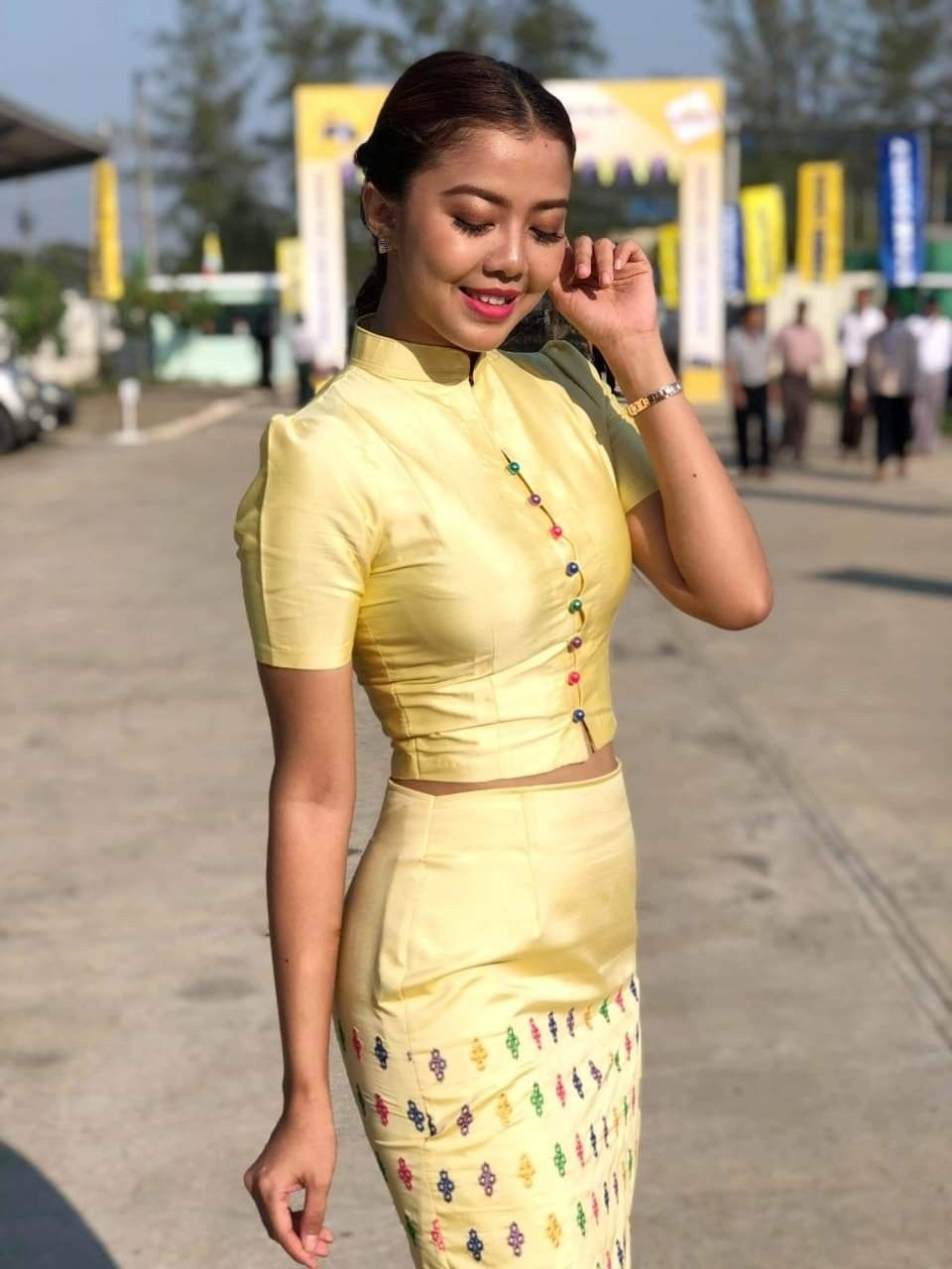 Pin on Han Nwai