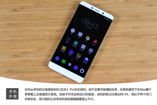 Letv's 6.33-Inch Le Max Phablet Gets Unboxed In China