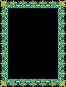 download file desain frame border berformat vector corel draw kartu bingkai desain pinterest