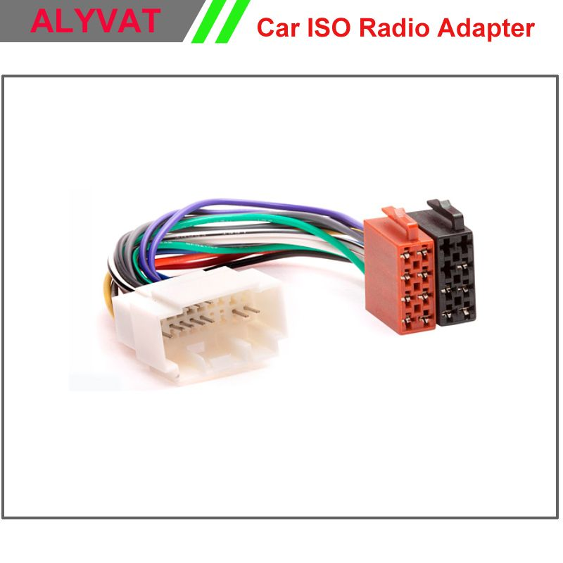 Car Stereo Iso Wiring Harness For Honda 1999  Acura1999