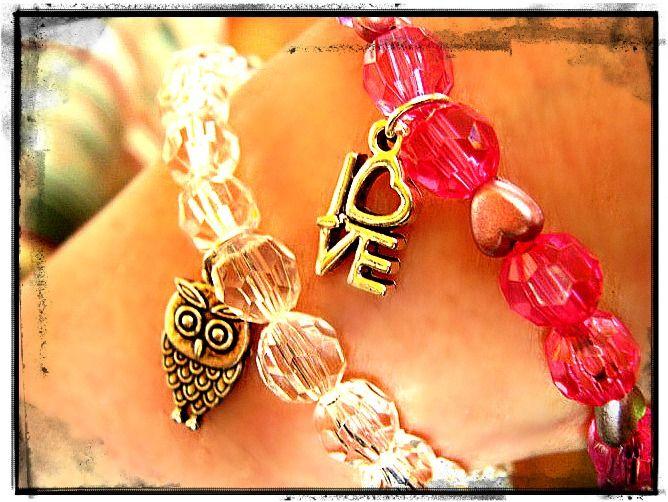 d9a4f5513d5c hermosas pulsera hechas a mano, lo mejor para regalar =) | pulseras ...