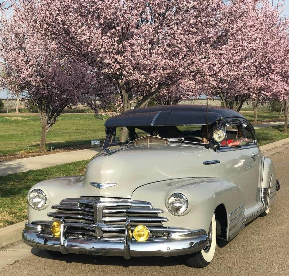 1948 Chevrolet Fleetline Aerosedan! | Cars | Pinterest