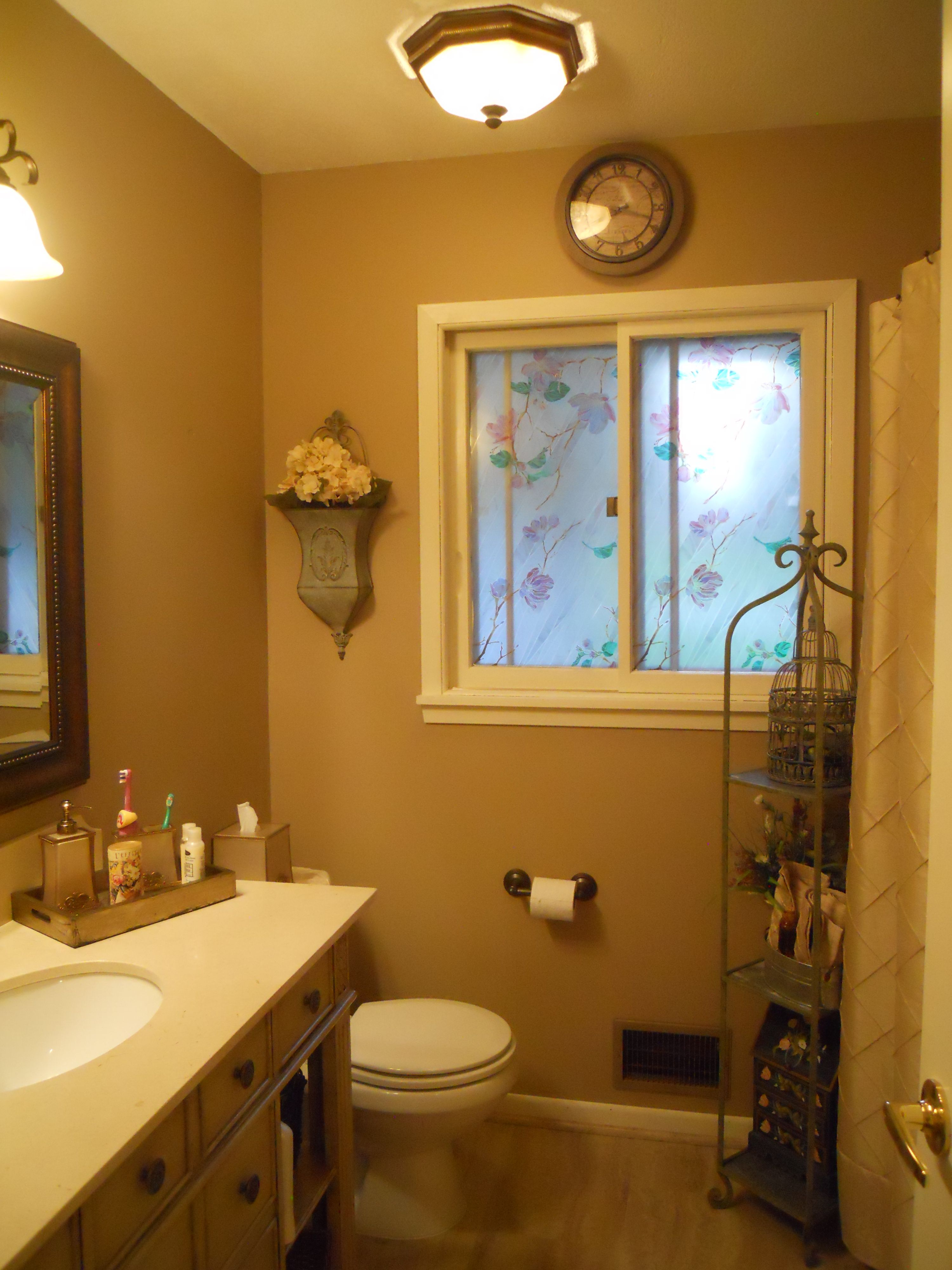 French Country Decorating Bathroom