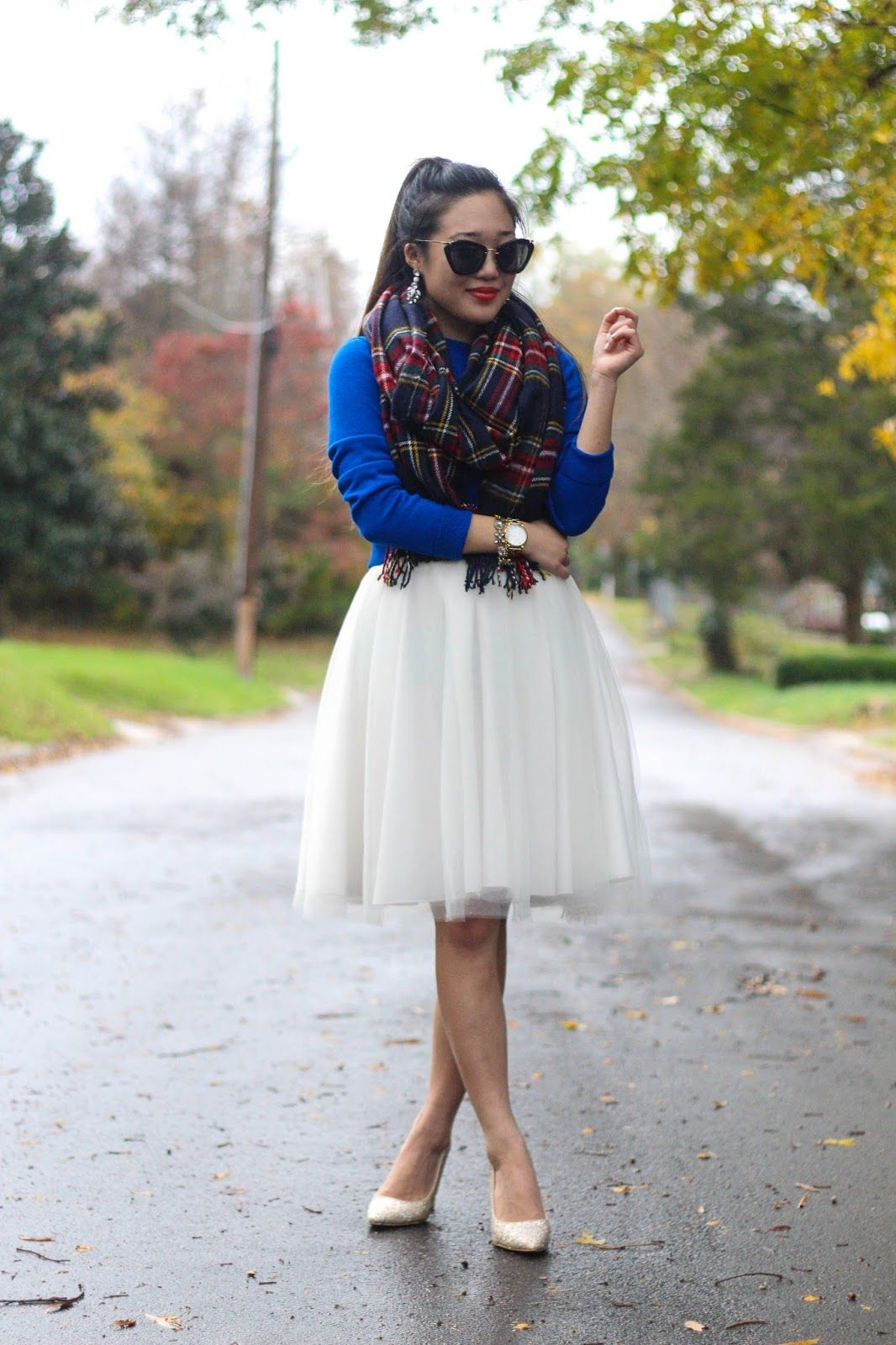 9c8d0310b50   how to style tulle skirts for the holidays +  500 Nordstrom gift card  giveaway!