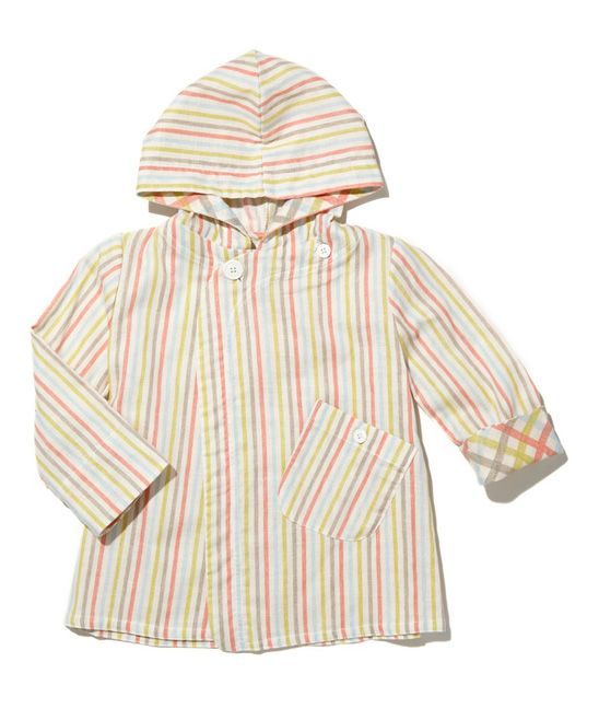 Veggie-Stand Stripe Jacket