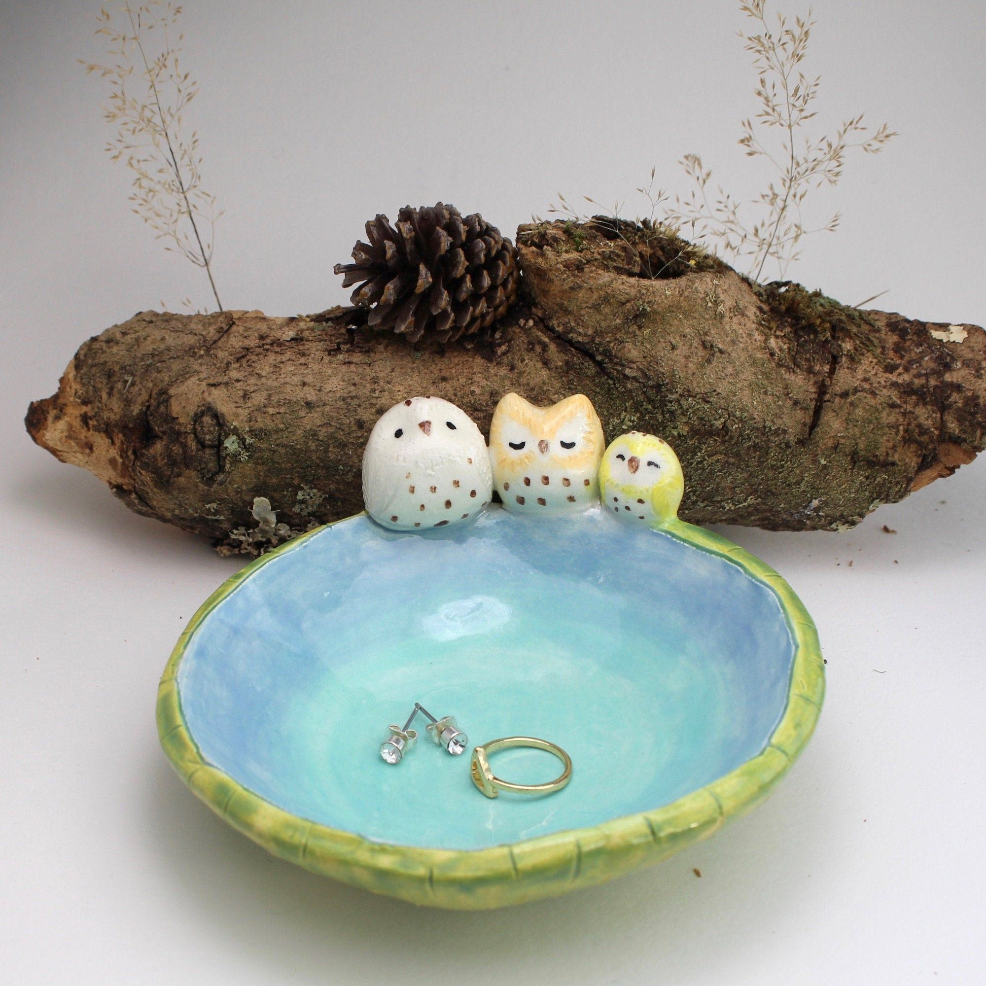 12++ Jewelry dish with ring holder viral