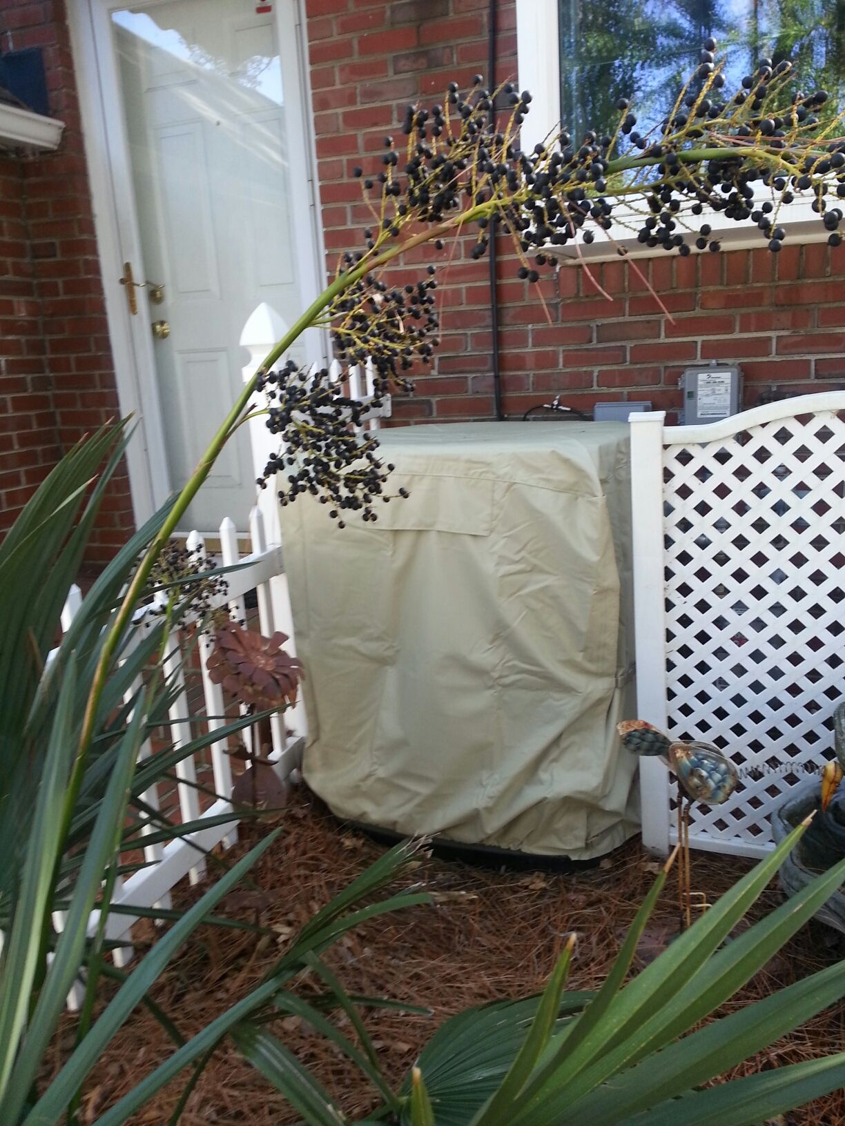 """""""Awesome Air Conditioner Cover"""" Air conditioner cover"""