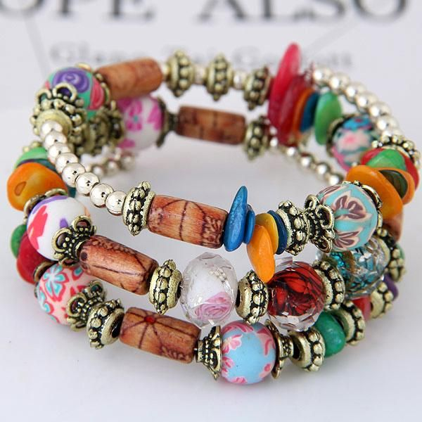 jewel bracelet Vintage
