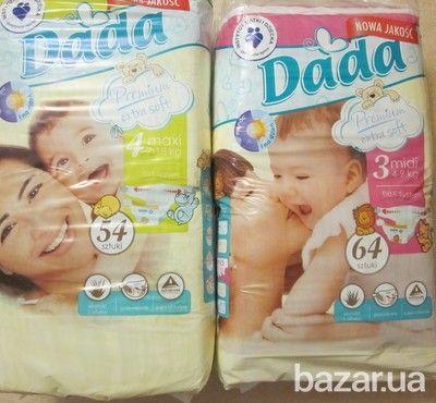 Продам памперсы дада pampersy Dada Ирпень,Буча - Прочие детские товары Киев  на Bazar. 97e99e4a634