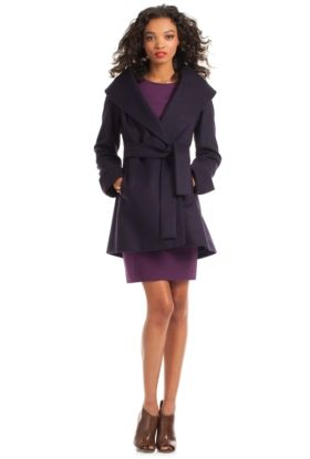 Ali Wrap Coat