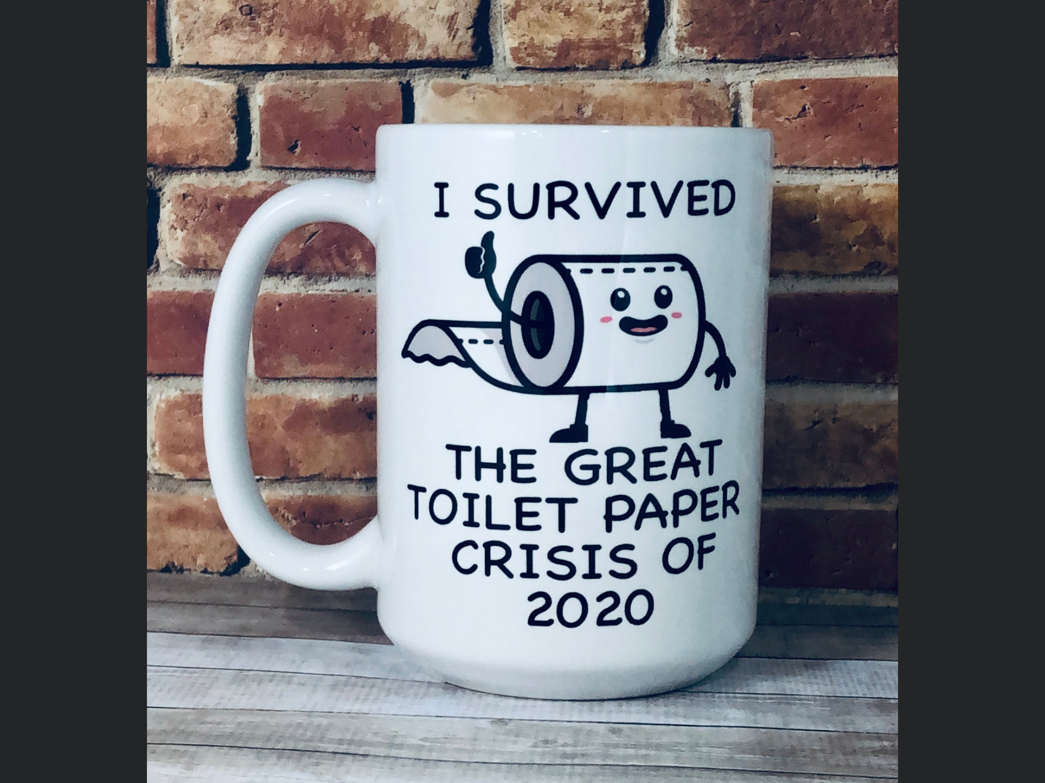 March 15th, 2020 in 2020 Mugs, Funny gifts for friends