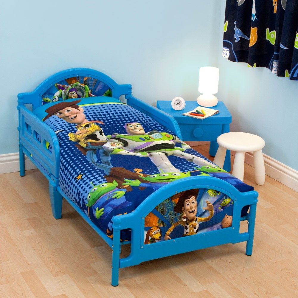 Toy story toddler bedding - Toy Story Toddler Bed Set