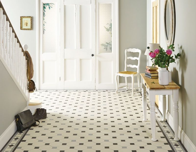 Kitchen Ideas Nottingham victorian floor tiles - nottingham pattern | bathroom cut