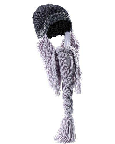 Faites-vous respecter sur les pistes avec ce bonnet équipé d une barbe de  viking, idéal pour être original sur les pistes, mais également se tenir  chaud au ... 01d8645fb1c