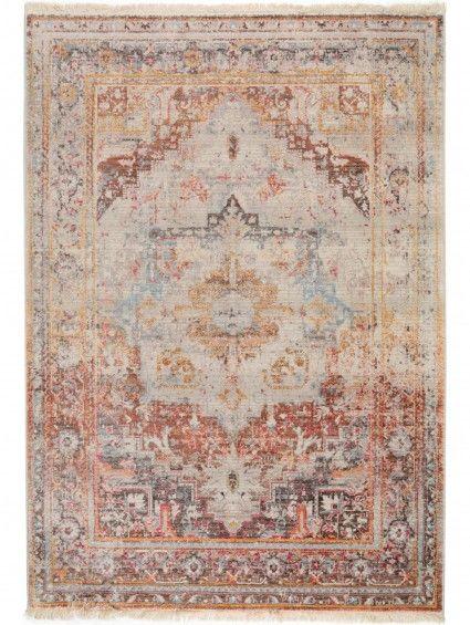 Teppich Vintage Safira Braun Rugs Pinterest Teppiche, Braun - Teppich Wohnzimmer Braun
