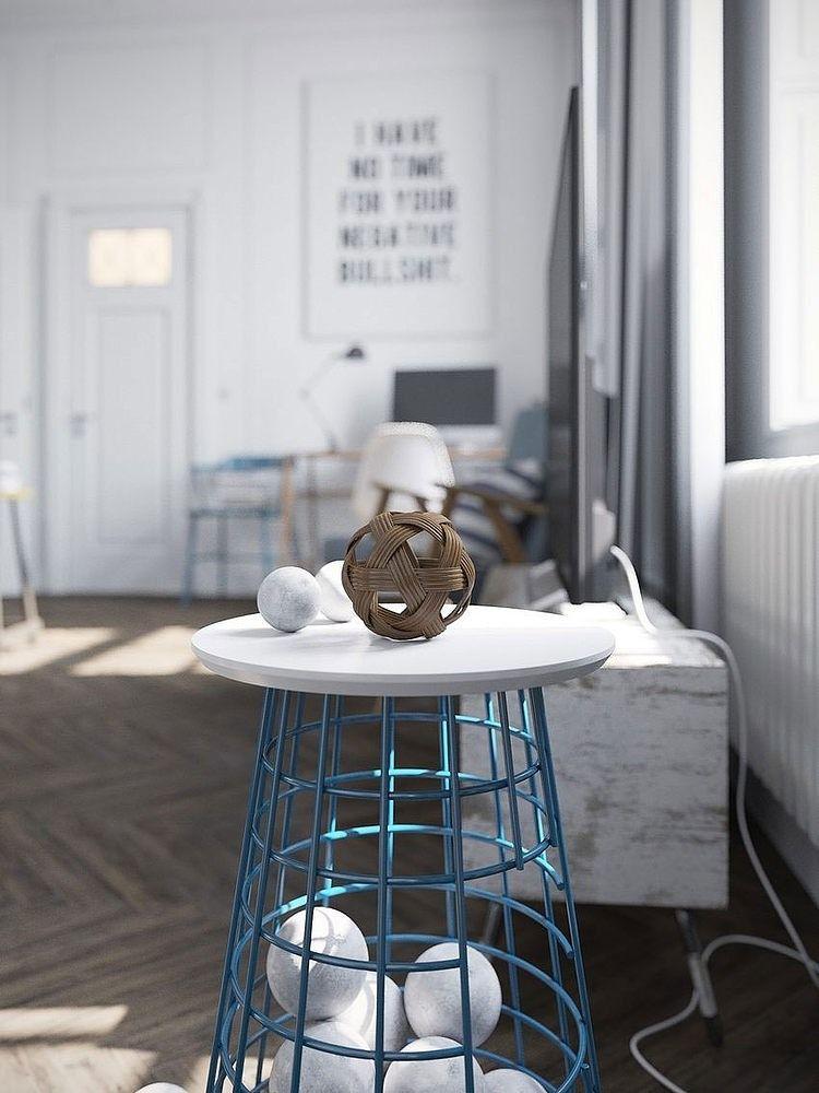 Apartamento ecléctico en Rusia. #hometour #homestyle #interiorismo #decoracion #casas #aperfectlittlelife ☁ ☁ A Perfect Little Life ☁ ☁ www.aperfectlittlelife.com ☁