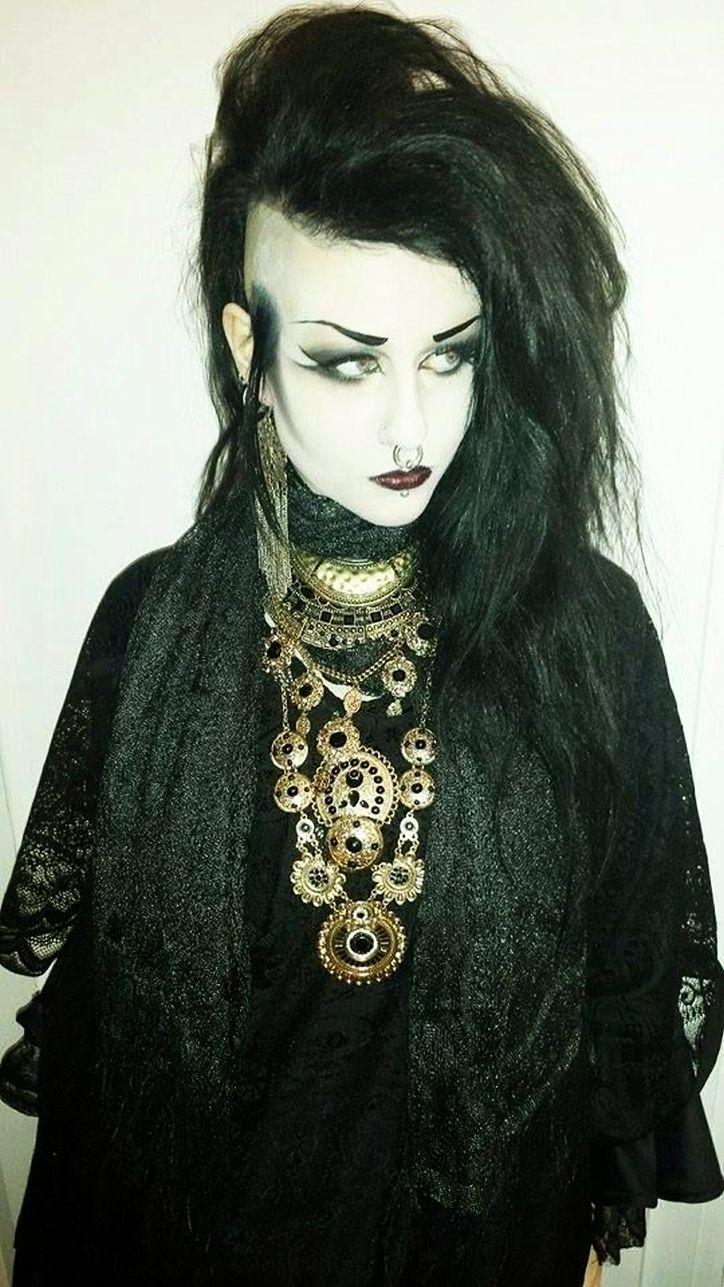 Gothic babe loli and broli stars pinterest gothic punk and