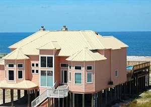 Awesome Vacation House We Stayed In Dauphin Island Alabama
