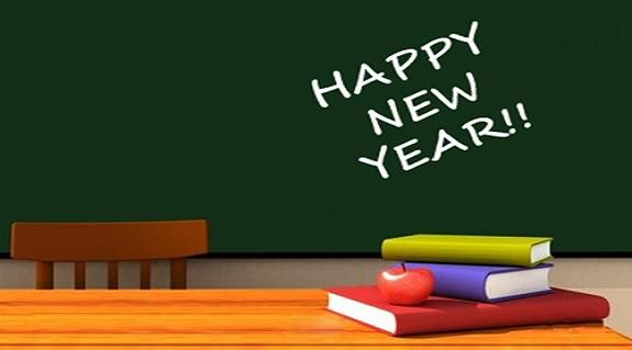 Happy New Year Wishes For Teacher Hello Buddies Here I Am Going