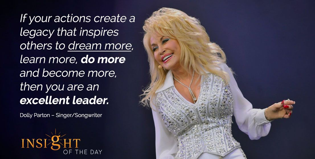 Motivational Quote By Dolly Parton Daily Quote Motivational Quotes And Inspirational Quotes Insig Dolly Parton Dolly Parton Quotes Quotes By Dolly Parton