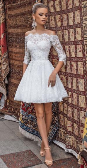 267ea8c014e свадебные платья для девушек маленького роста