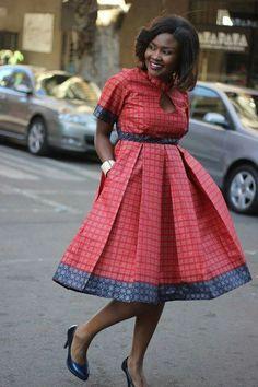 Latest seshoeshoe dresses images